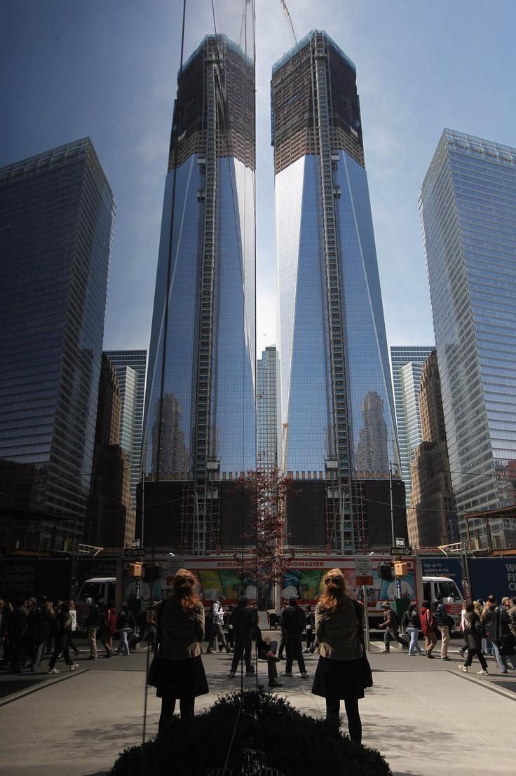One World Trade Center, NYC