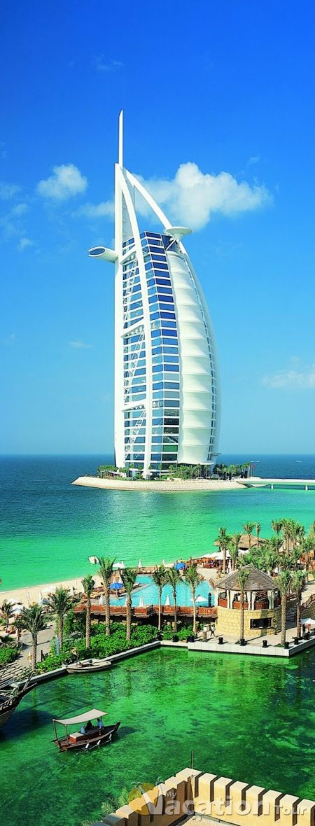 Dubai is most popular and beautiful place.