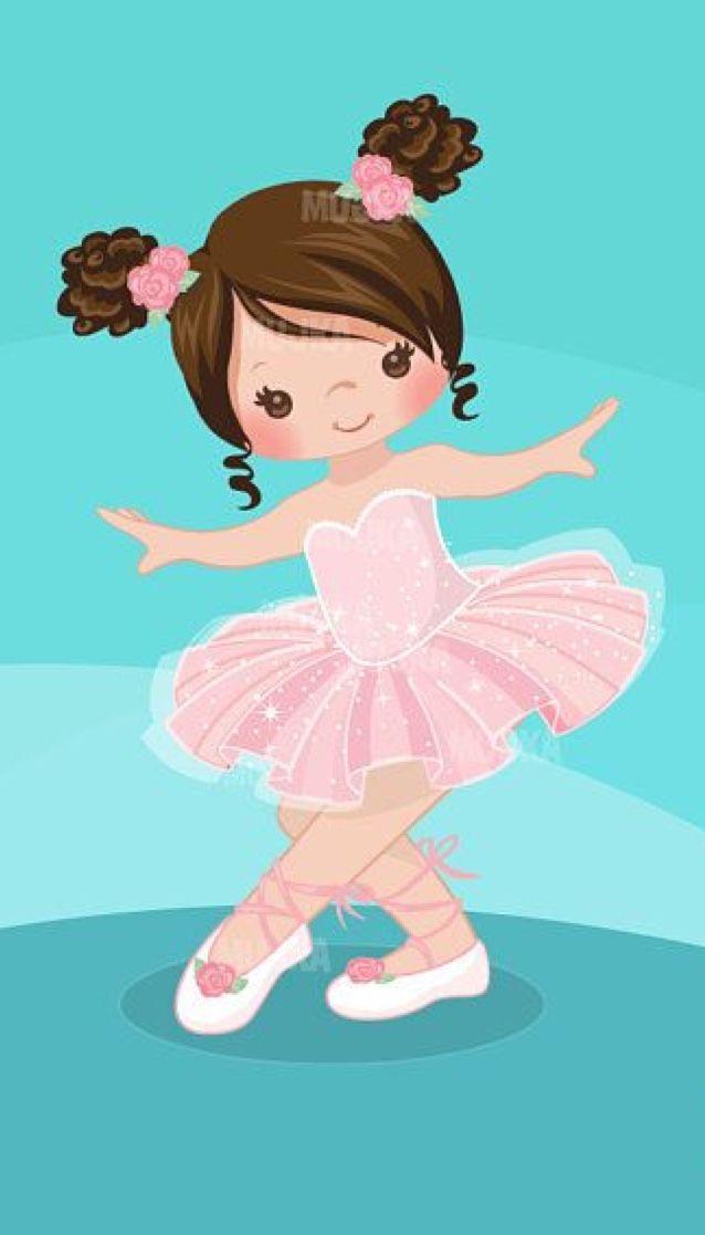 Картинки танцующая девочка для детей