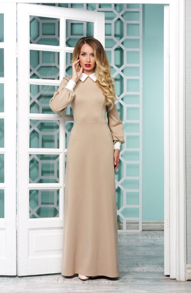 https://norastyle.ru/  😍Платье в пол из плотного трикотажа «джерси». Платье отрезное по линии талии. 👍 Цена: 4 342 руб. https://norastyle.ru/platya/plate-v-pol-dzhersi/