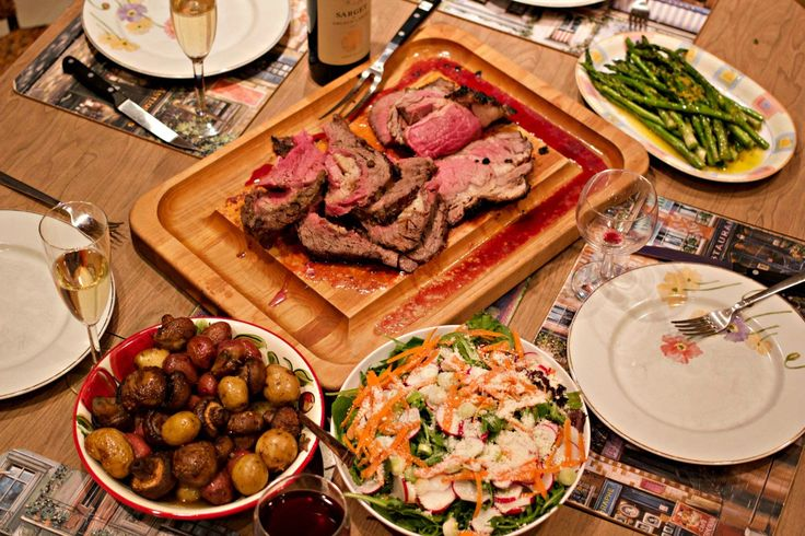 Prime Rib Roast - An easy meat that tastes luxurious