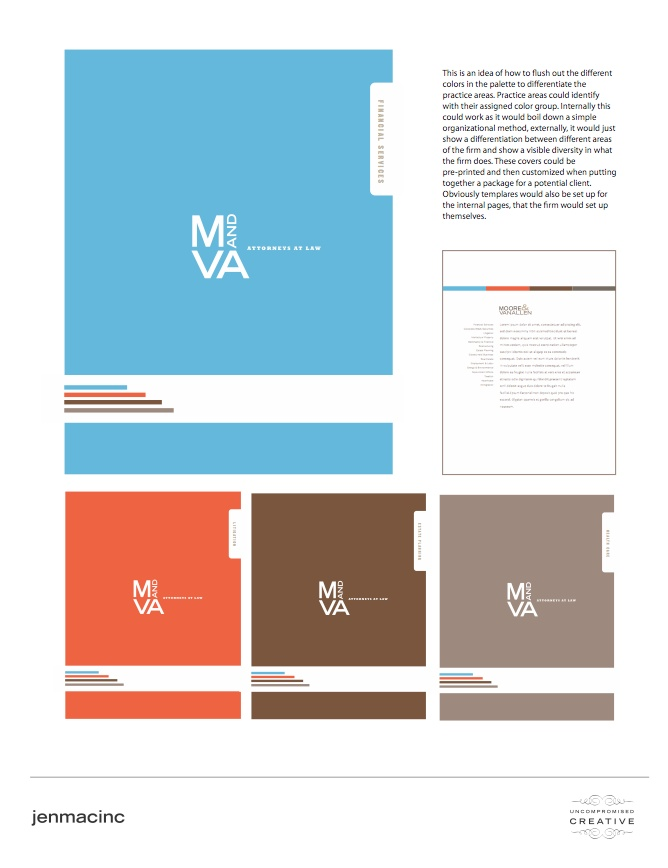 59 best Print Project Inspiration images on Pinterest - law firm brochure