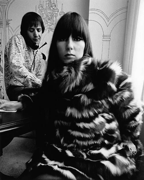 Sonny and Cher ....early days