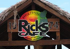 Rick's Cafe in Negril Jamaica. Great food, drink, people and the best sunset you will ever see!