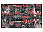"Bernier/EliadesGallery | Gilbert & George |""Gunman Straight"",2011| 226 x 381 cm | Photo by Boris Kirpotin"