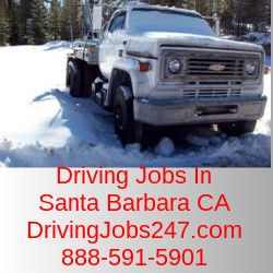 Driving Jobs in Santa Barbara CA. Go to DrivingJobs247.com or 888-591-5901