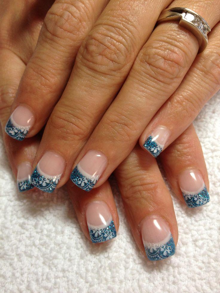 pretty gel nails 've