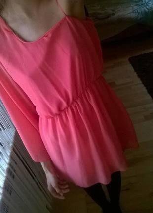 Kup mój przedmiot na #vintedpl http://www.vinted.pl/damska-odziez/krotkie-sukienki/13127488-nowa-sukienka-na-jedno-ramie