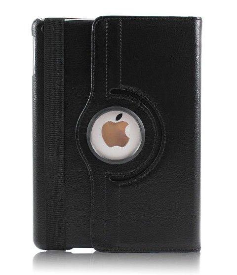 OEM Περιστρεφόμενη 360 μοίρες Θήκη Case stand - Μαύρο (iPad mini / mini Retina / mini 3) - myThiki.gr - Θήκες Κινητών-Αξεσουάρ για Smartphones και Tablets - Χρώμα μαύρο