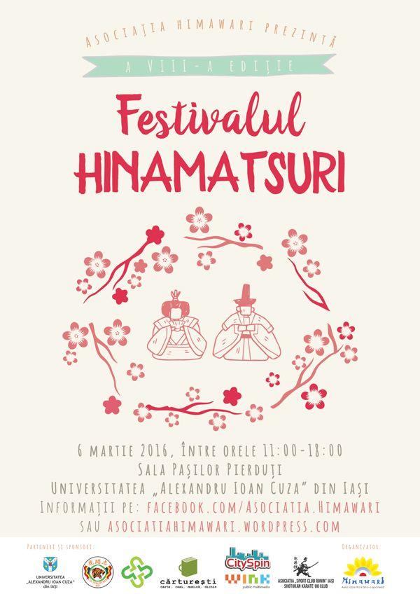 Festivalul Hinamatsuri – ediția a VIII-a – | IasiFun - site-ul tau de timp liber!