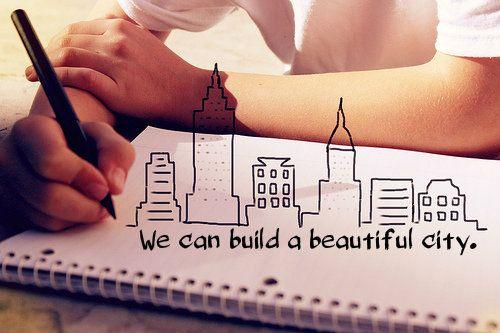 """Beautiful City,"" Godspell, Stephen Schwartz"