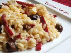 Il risotto bresaola e taleggio è un primo piatto davvero molto ricco. Una semplice insalatina e avete già preparato un pranzo completo. Una ricetta facile