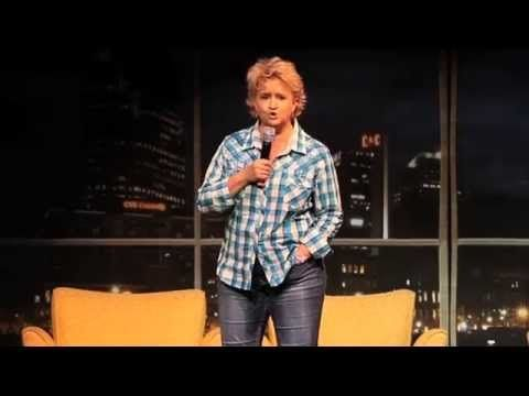 Chonda Pierce talks about Facebook and her Kids | The JOY FM - YouTube