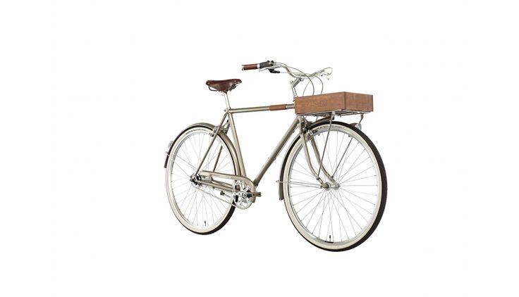 Creme Caferacer LTD - Vélo de ville Homme - 7-speed beige