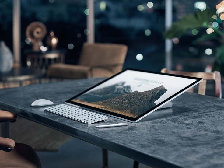 Microsoft Surface Studio Overview For Creatives