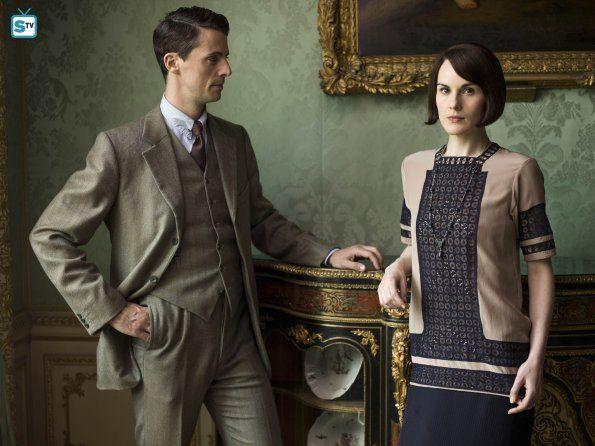 Downton Abbey saison 6 - Photos du final