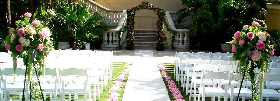 Jardines para boda en DF