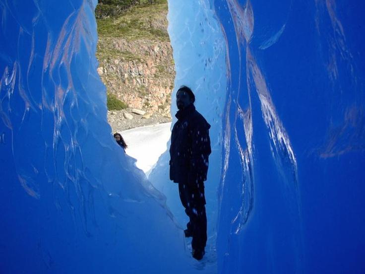 Glaciares en Patagonia. Más info en www.facebook.com/viajaportupais