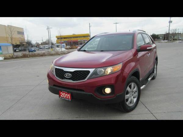 2011 Kia Sorento,LX AWD, 7 Pass, No Accident, 3/Ywarranty availa $9450