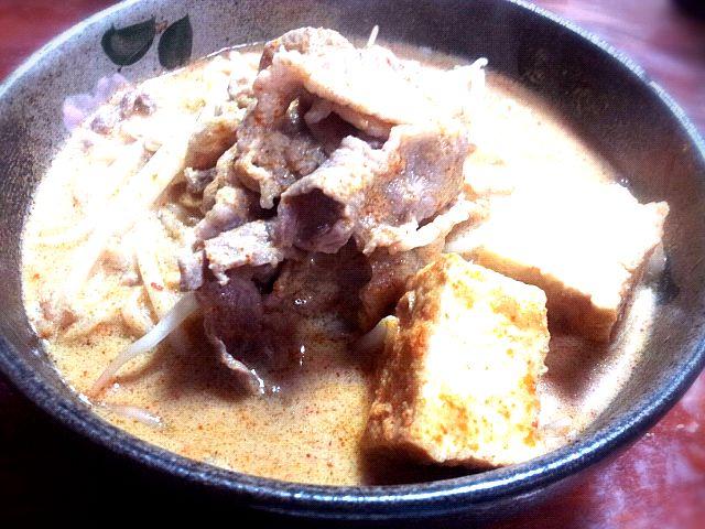 マレー半島て食べられてるカレースープとビーフンの麺料理 無印良品のラクサのセットを使って作ってみました - 7件のもぐもぐ - ニョニャラクサ by naoko