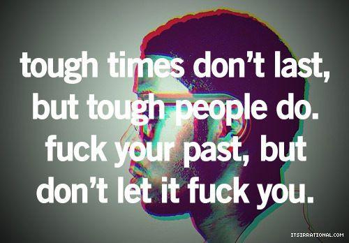 Sorry it's so harsh but I like it & I believe it to be true....