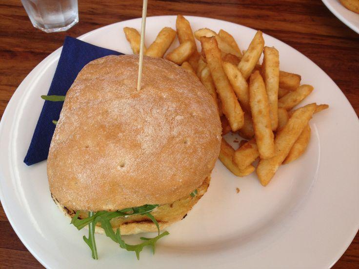 Yamba beer and burger joint