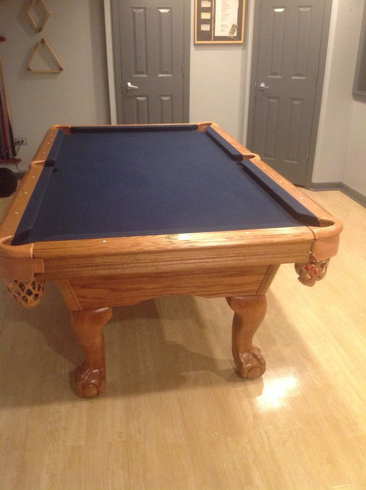 7u0027 American Heritage Billiards Pool Table, New Cushions Cloth and more SOLD  | Pool tables | Pinterest | Cloths,