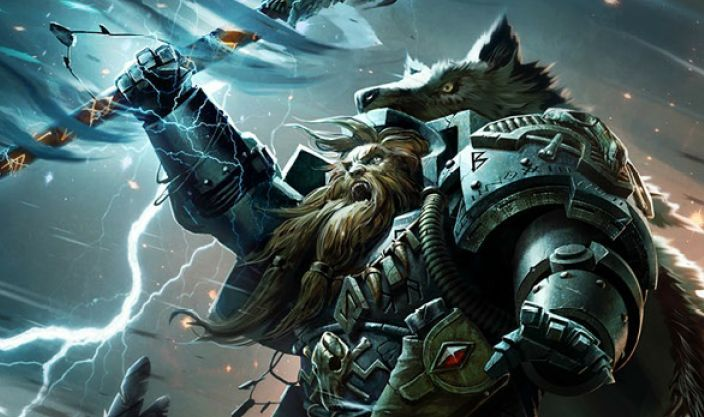 SPACE WOLVES - GW Says We Can Do What? - Spikey Bits