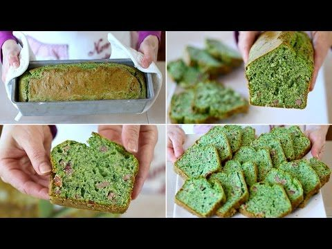 PLUMCAKE RUSTICO CON SPINACI & SPECK Ricetta Facile - Savory Spinach and Speck Plum Cake Easy Recipe - YouTube