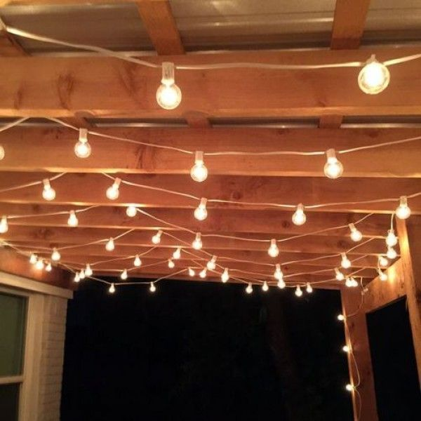 Our high quality outdoor globe string light sets beautifully transform your space and create the perfect ambiance for you to enjoy all year long. Perfect for weddings, events, and home decor, your string lights will be the highlight in any setting. Set the mood with us!