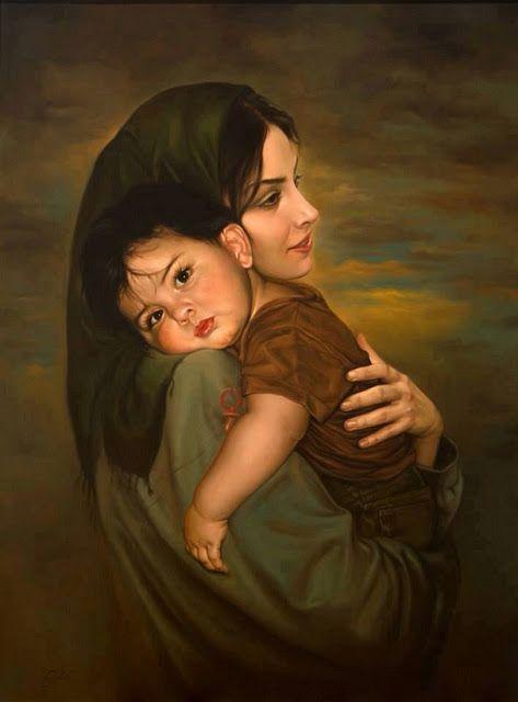 Egy-két mondat:  Anyai szeretet - Mother's Love - A gyereknevelés sokszor nehéz, lehetetlen feladataihoz az anyai szeretet a kifogyhatatlan üzemanyag…