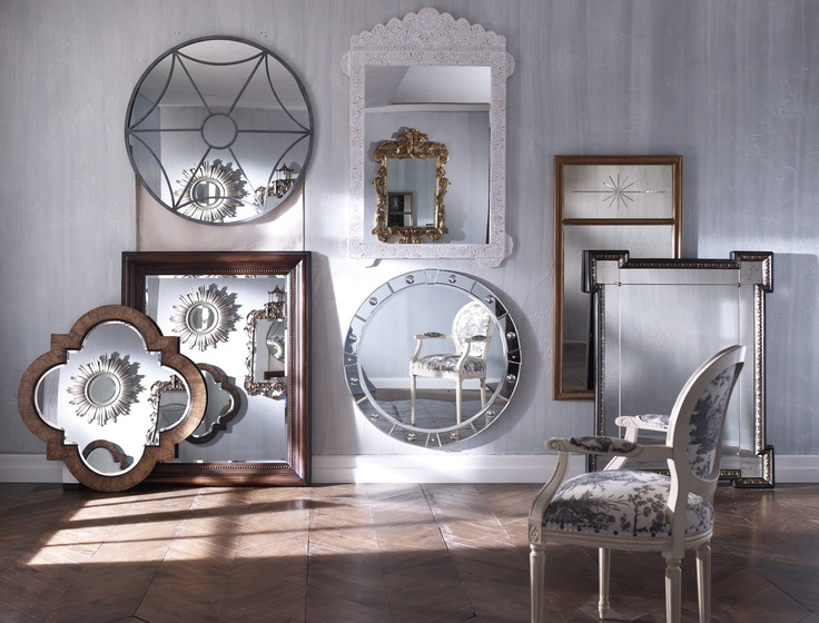 Mirror, mirror! With so many styles to choose from, it's easy to find your true reflection.