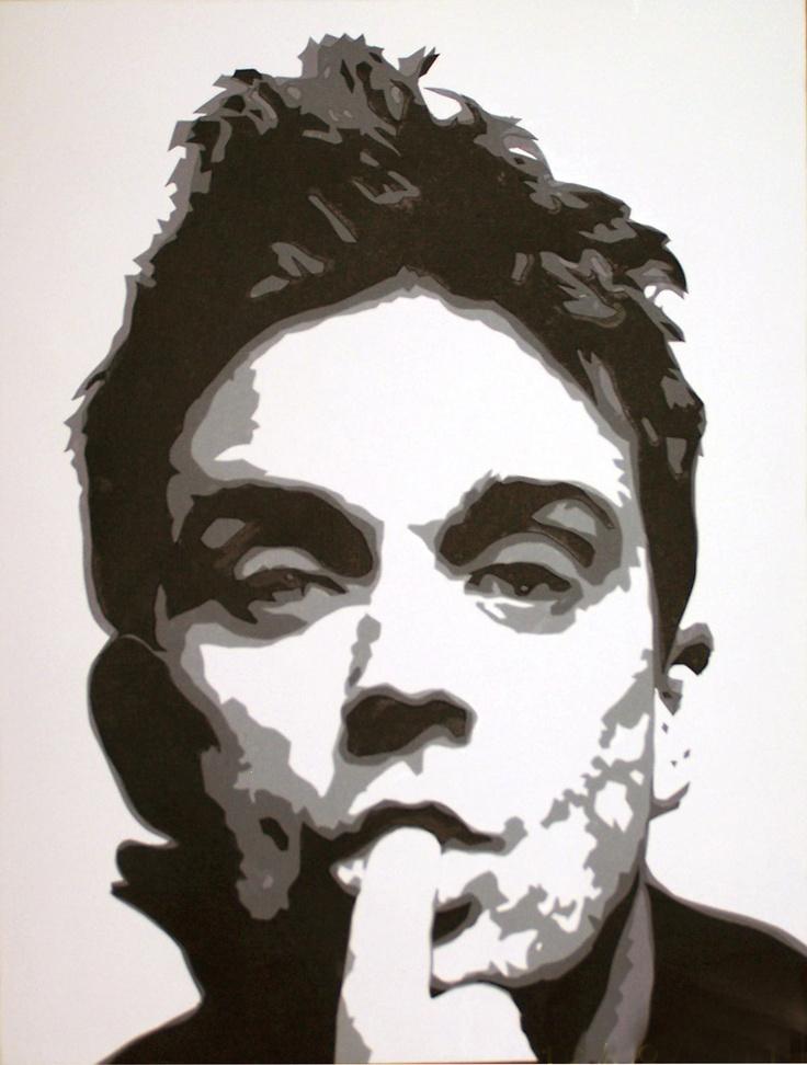 Robbie Williams  by Sue Maynes