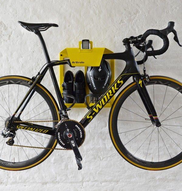 Bike Hanger BikeDock Loft Tour de France