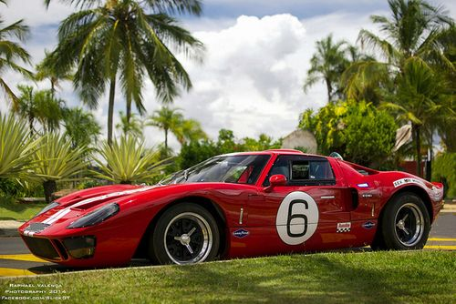 theautobible:  Ford GT40 by Raphael Valença on Flickr. TheAutoBible.Com