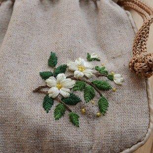 刺绣小图  Embroidery