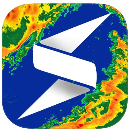 A first look at The Weather Channel's new Storm Radar app