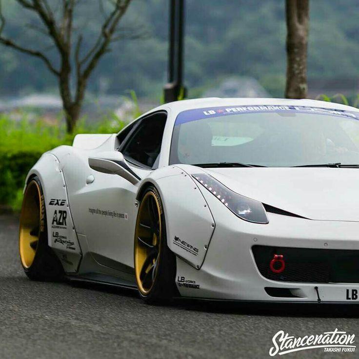 LB ☆ Works Ferrari 458 Japan Asia Custom