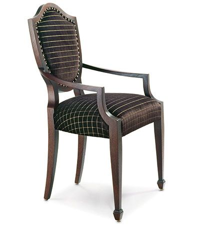 Armstrong Arm Dining Chair part of Room Service: Eat  #furniture #furnituredesign #diningroom