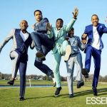 Kevin Hart, Michael Ealy, Terrence J, Romany Malco Are All Smiles For Essence! (Photos)