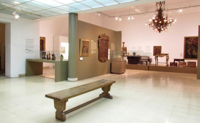 Galería Arte Colonial #MuseoMarc Fotografía de Raúl D'Amelio