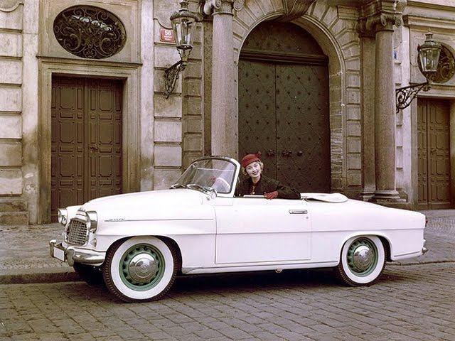 Skoda 450, 1956