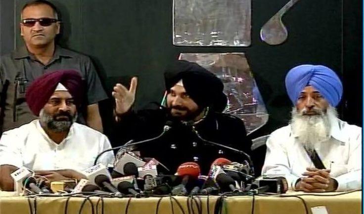 Navjot Singh Sidhu એ કર્યું 'આવાજ-એ-પંજાબ' નું એલાન