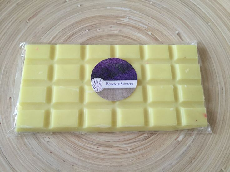 Cubans and Brandy scented soy wax melt block. soy melts, soy wax melts, scented soy candle by BonnieScents on Etsy