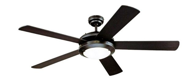 A few cheap ceiling fan options for the upstairs bedrooms