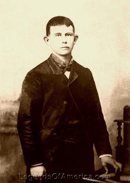 Grat Dalton, outlaw member of the Dalton Gang