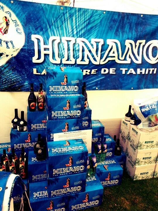 Hinano Beer!!!