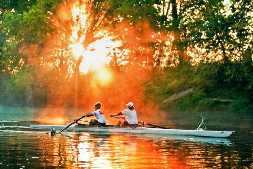 sunrise #rowing, #crew www.remomexico.com
