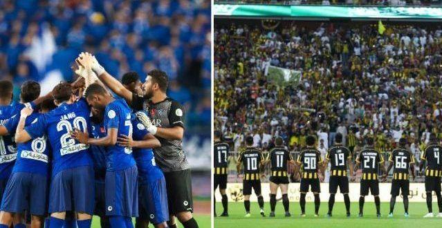 مباراة الاتحاد والهلال دوري ابطال اسيا