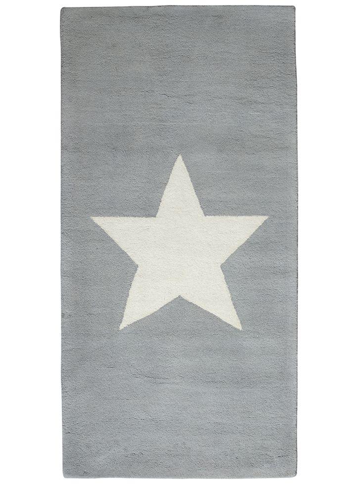 NEW Star Rug - Grey - Rugs